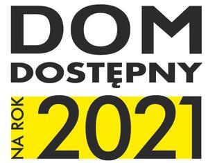 Ogłoszenie wyników konkursu Dom Dostępny 2021