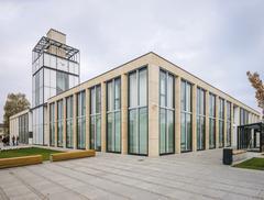 Ratusz i Zduńskowolskie Centrum Integracji