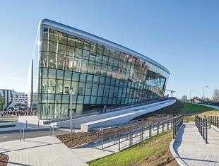 Miejsce spotkań otwarte na miasto - o ICE Kraków Krzysztof Mycielski