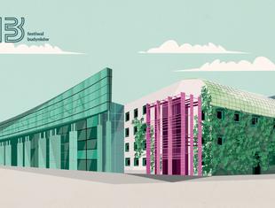 Festiwal Budynków: Biblioteka Uniwersytecka w Warszawie