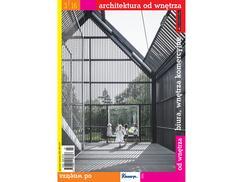 """""""Architektura od wnętrza"""" nr 3/2016. Pobierz bezpłatne e-wydanie!"""