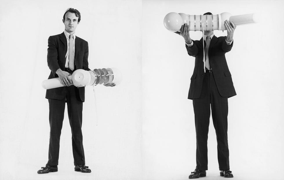Walter Pichler - architekt radykalny